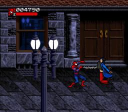 Venom/Spider-Man: Separation Anxiety screenshot