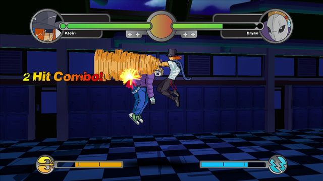 Battle High 2 A+ screenshot