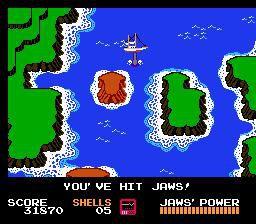 Jaws screenshot