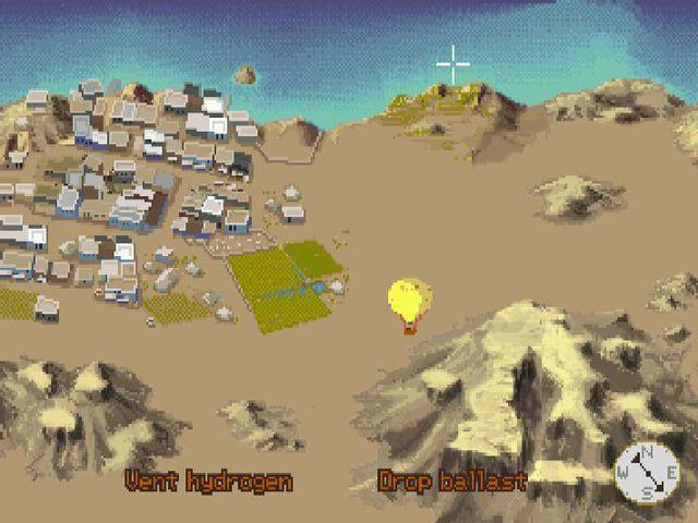 Indiana Jones and the Fate of Atlantis screenshot