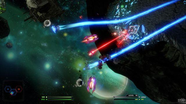 Dead Star screenshot