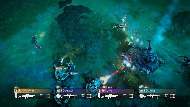 Helldivers: Super-Earth Ultimate Edition screenshot