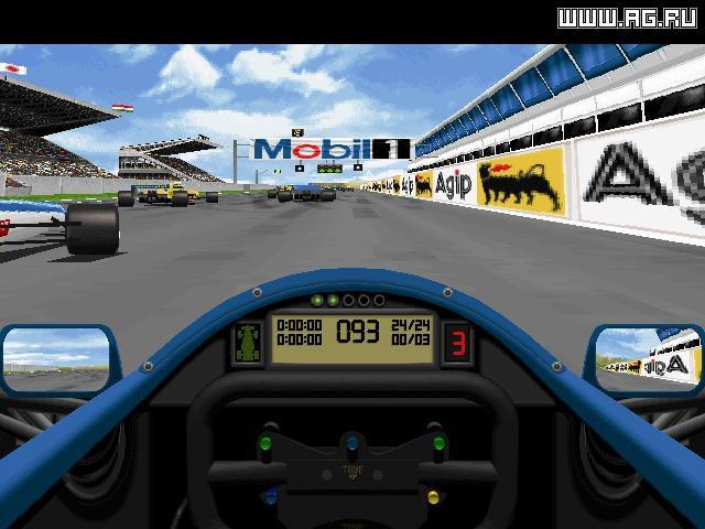Power F1 screenshot
