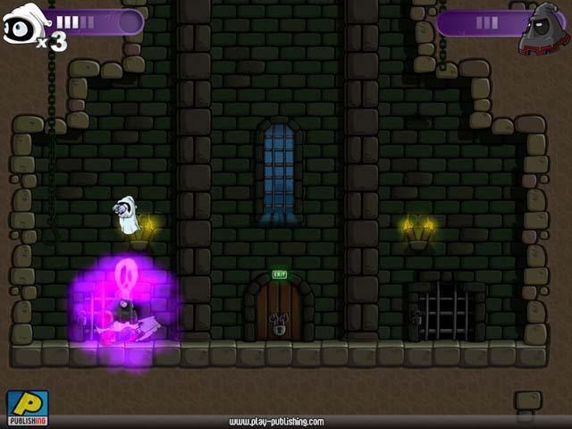 Маленькое привидение screenshot