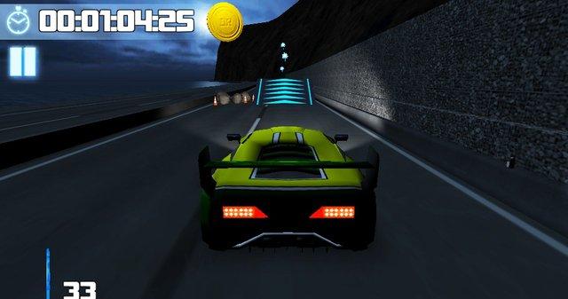 Speed Intense Island Web screenshot