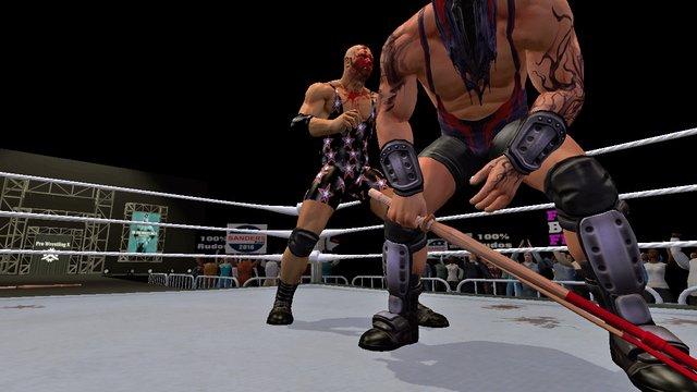 Pro Wrestling X screenshot