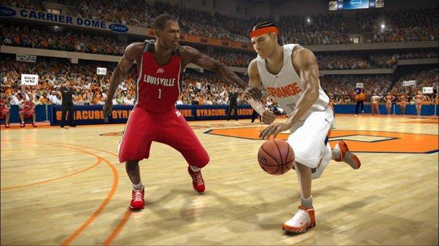 NCAA Basketball 09: March Madness Edition screenshot