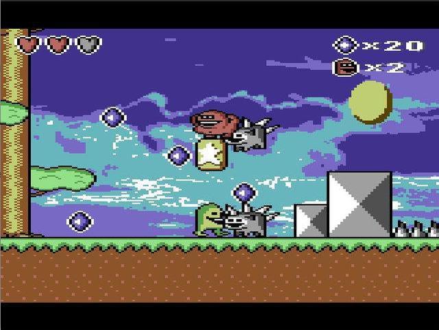 The Adventures of Mad Mad Maniac screenshot