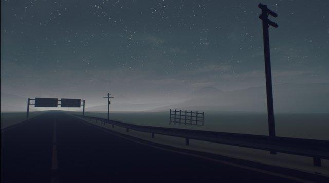 UNDER the SAND - a road trip game screenshot