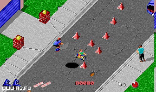 Rollerblade Racer screenshot