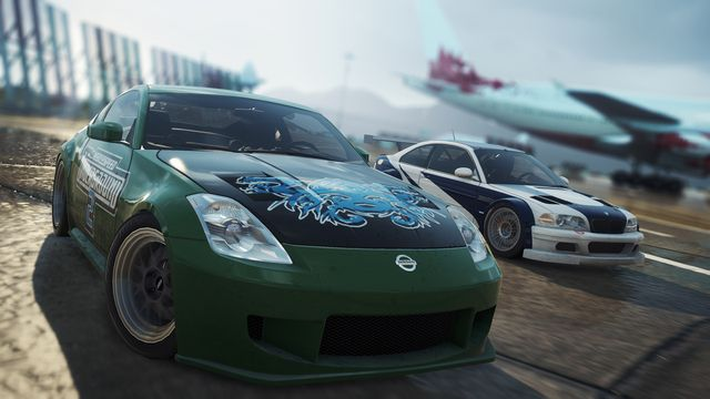 Need for Speed: Most Wanted - Deluxe DLC Bundle screenshot