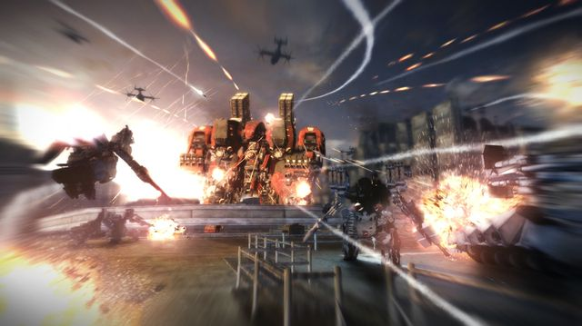 ARMORED CORE V screenshot