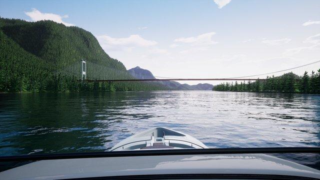 Naturallandscape - Three Gorges (自然景观系列-长江三峡) screenshot