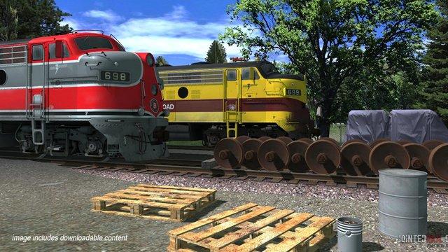 Trainz: A New Era screenshot