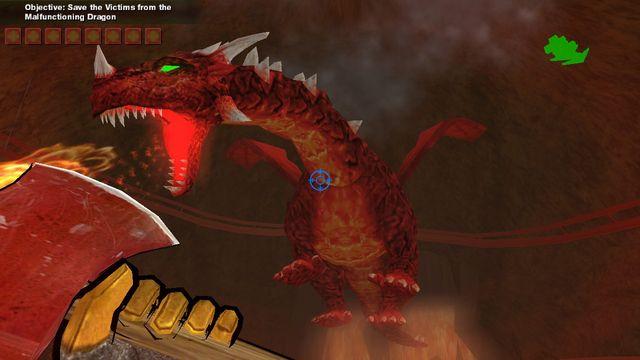 Real Heroes: Firefighter screenshot