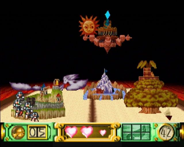Klonoa: Door to Phantomile screenshot