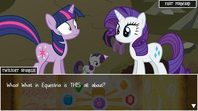 My Little Investigations screenshot