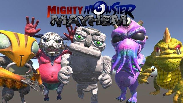Mighty Monster Mayhem screenshot