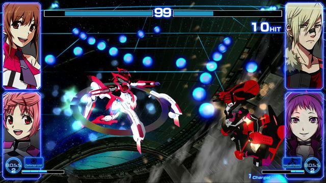 Senko no Ronde 2 旋光の輪舞2 screenshot