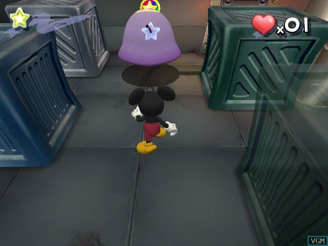 Disney's Hide & Sneak screenshot