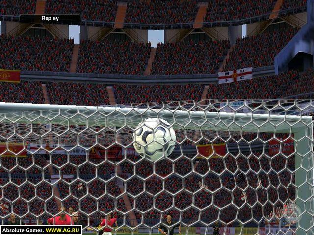 FIFA 2003 screenshot