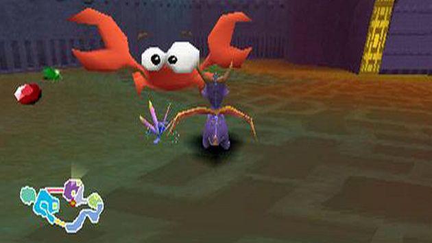 Spyro 2: Ripto's Rage! screenshot