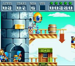 Putty Squad (1994) screenshot
