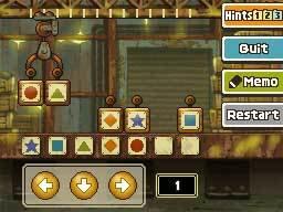Professor Layton and the Last Specter screenshot