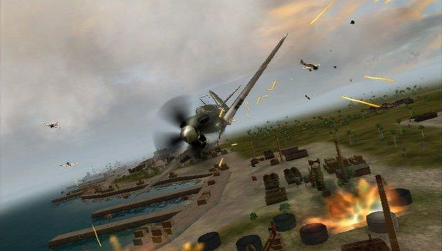Атака на Перл-Харбор screenshot