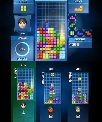 Tetris Ultimate screenshot
