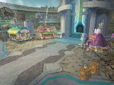 Phantasy Star Zero screenshot