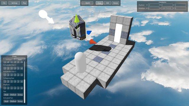 Qbeh-1: The Atlas Cube screenshot