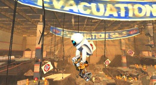 WALL•E screenshot