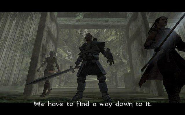 Forgotten Realms: Demon Stone screenshot