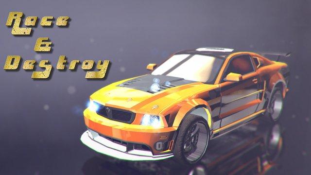Race & Destroy screenshot