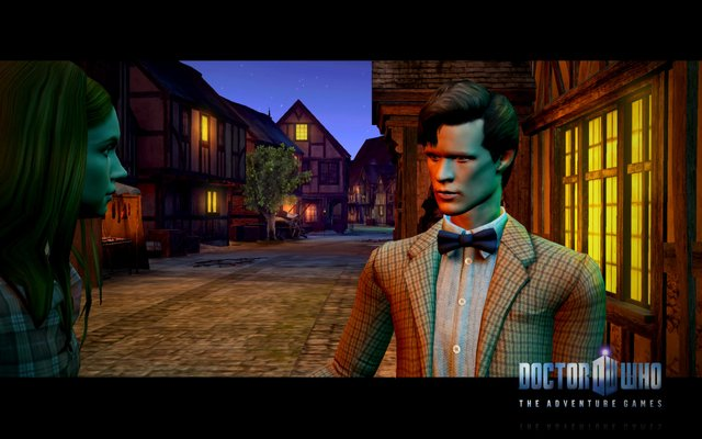 Doctor Who: The Adventure Games screenshot