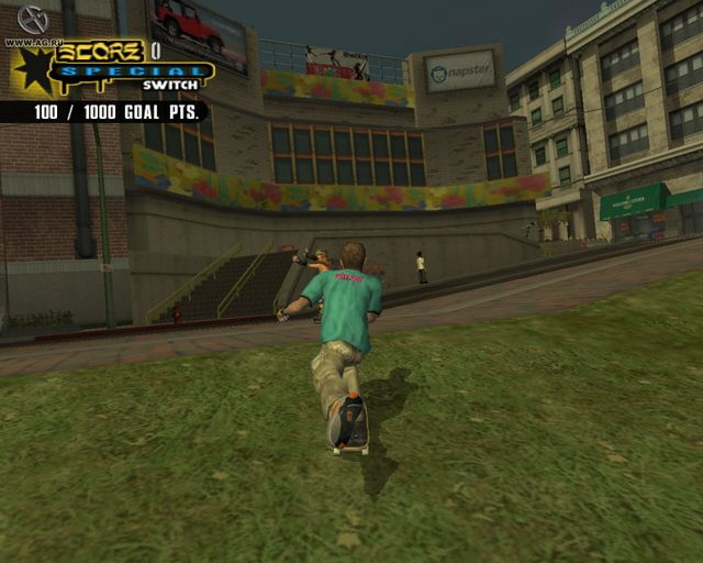 Tony Hawk's Underground 2 screenshot