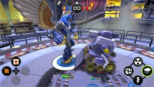 Invizimals: The Resistance screenshot