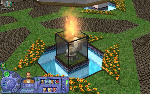 Sims 2: Ночная жизнь, The screenshot