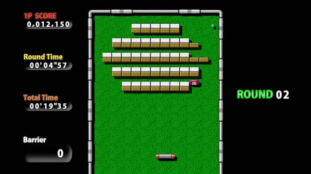 ARKANOID Live! screenshot