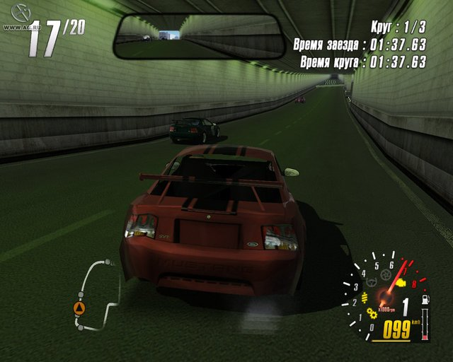 ToCA Race Driver 2: Ultimate Racing Simulator screenshot