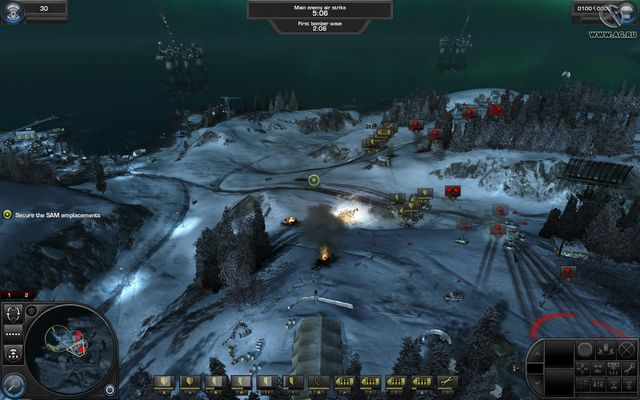 World in Conflict: Soviet Assault screenshot