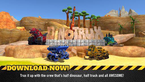 DINOTRUX: Trux It Up! screenshot
