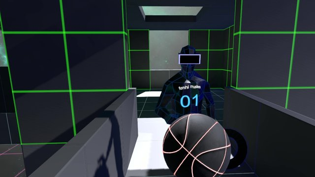 Grid Clash VR screenshot