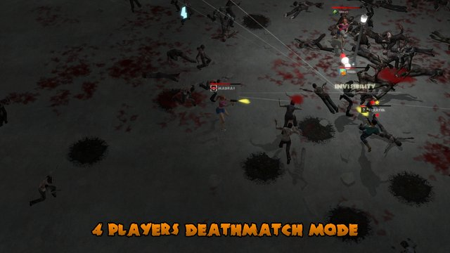 Yet Another Zombie Defense screenshot