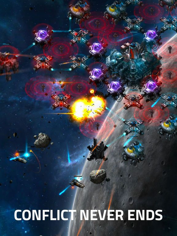 VEGA Conflict screenshot