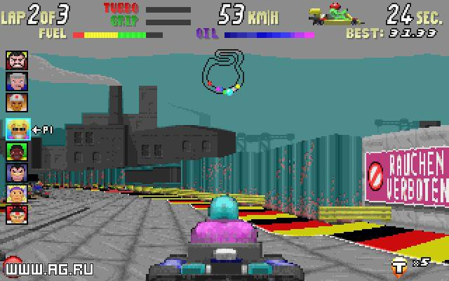 SuperKarts screenshot