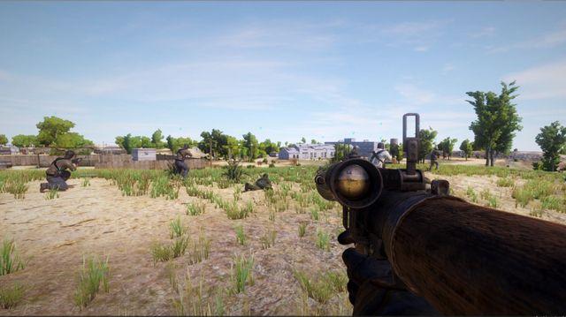Freeman: Guerrilla Warfare screenshot