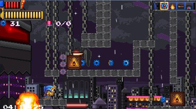 Terrian Saga: KR-17 screenshot