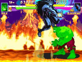 Marvel Super Heroes screenshot